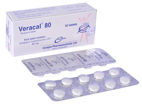 Generic Verapamil Hcl
